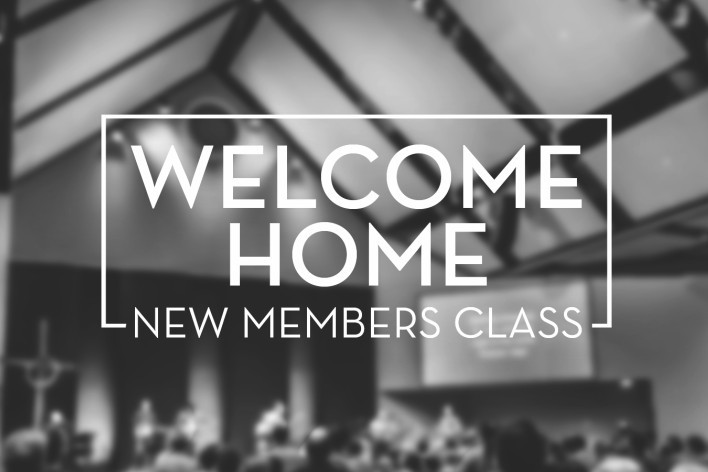 Welcome Home Class