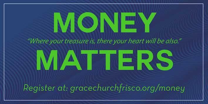 Money Matters Class